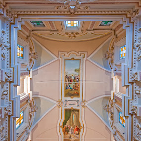 baroque by Marco Virgone - Buildings & Architecture Other Interior ( baroque church )