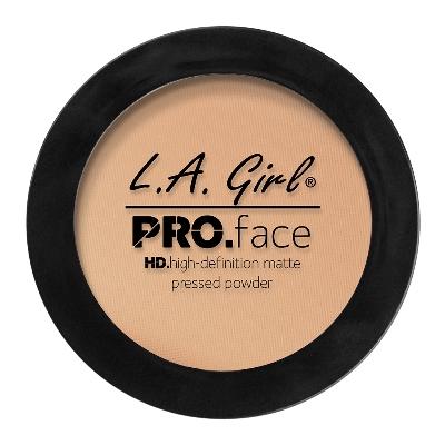 Compacto La Girl Pro Face 605 Nud Beige