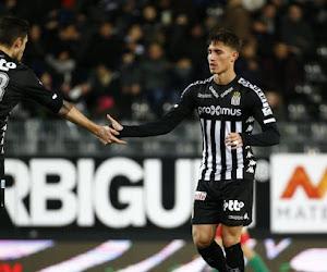 """Maxime Busi concentré sur l'Antwerp : """"Pas encore d'assist, mais le principal c'est la solidité défensive"""""""