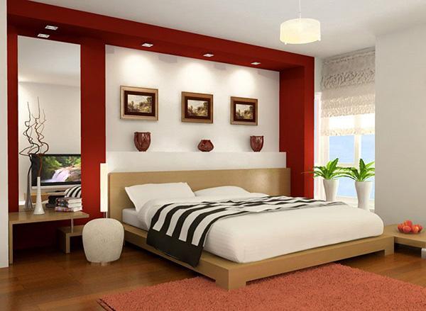 Phong thủy giường ngủ vợ chồng