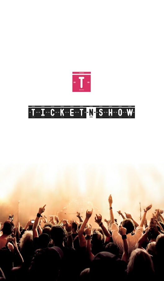 TicketNShow–Event Tickets,Plays- screenshot
