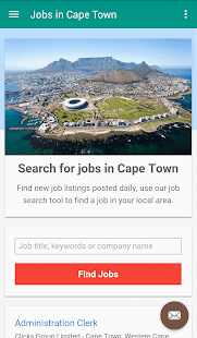 Search for all Cape Town Jobs on offer with Careers24, browse the list of jobs or upload your CV to help find top Jobs in Cape Town.