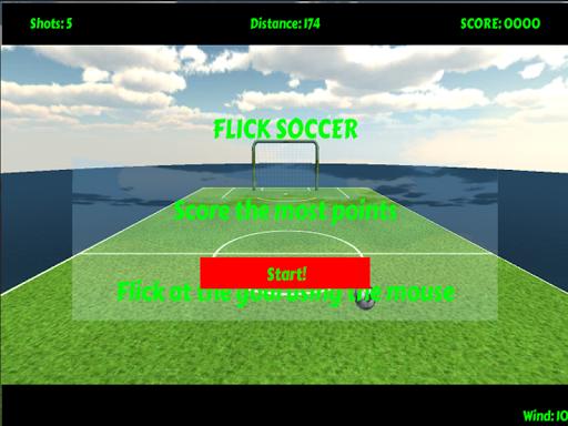 3D Football Hocker