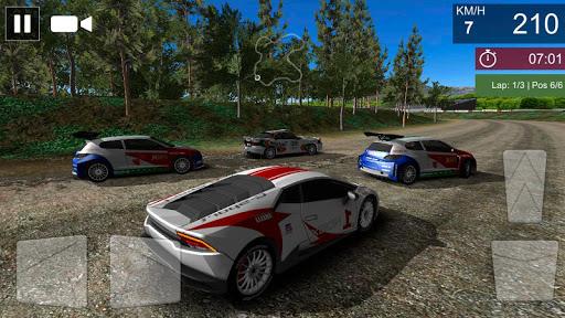 Rally Championship Free  captures d'u00e9cran 2