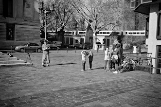 """Photo: Preaching to the cameraFuji X100<a href=""""http://matthewmaber.com/"""">Blog</a> · <a href=""""http://www.flickr.com/photos/somefool/"""">Flickr</a> · <a href=""""http://500px.com/MatthewMaber"""">500px</a> · <a href=""""http://gplus.to/mattmaber"""">g+</a> · <a href=""""https://www.facebook.com/mattmaberphotog"""">Facebook</a> · <a href=""""http://www.twitter.com/mattmaber"""">Twitter</a><br/>FujiFilm X100 · Nikon D90 (Nikkor 35mm f1.8, Sigma 10-20mm, Tamron 28-75mm f2.8) ·Yashica Minister III"""