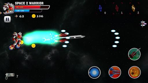 Robot Warrior apktram screenshots 15