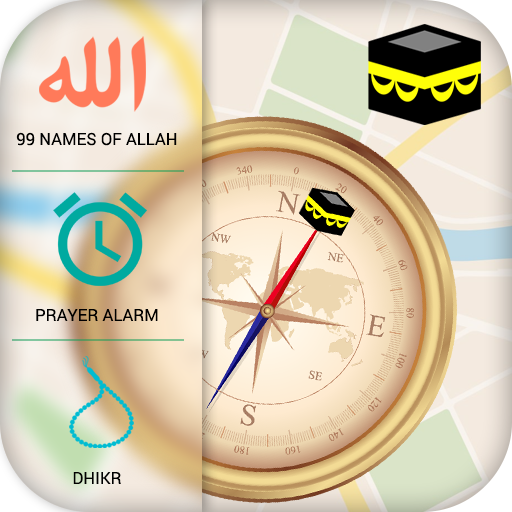 Qibla Compass & Prayer Times file APK for Gaming PC/PS3/PS4 Smart TV