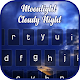 Moonlight Cloudy Night Live Keyboard Download on Windows