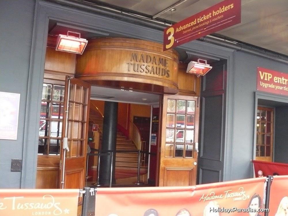 Museu de Cera Madame Tussaud