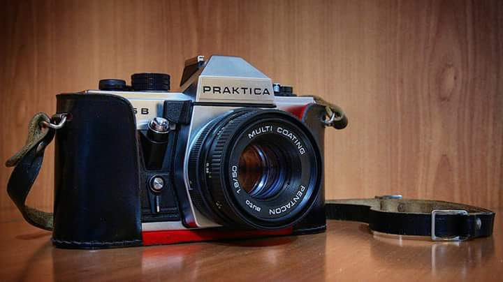 Praktica MTL 5B 1983  di Salvatore Auddino