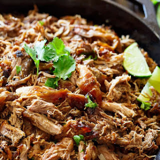 Pork Carnitas (Mexican Slow Cooker Pulled Pork).