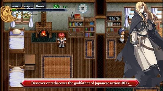 Ys Chronicles 1- screenshot thumbnail