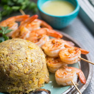 Mofongo with Garlic Sauce (Paleo, Whole30) Recipe