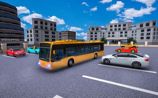 Modern Bus Parking Adventure - Advance Bus Games apkdebit screenshots 5