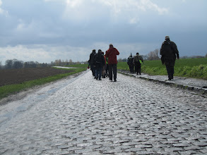 Photo: is dit Parijs Roubaix voor de gouden arend jagers