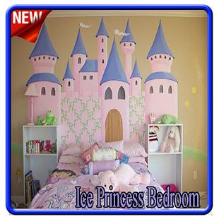 Ice Princess Bedroom Decoration Ideas - náhled