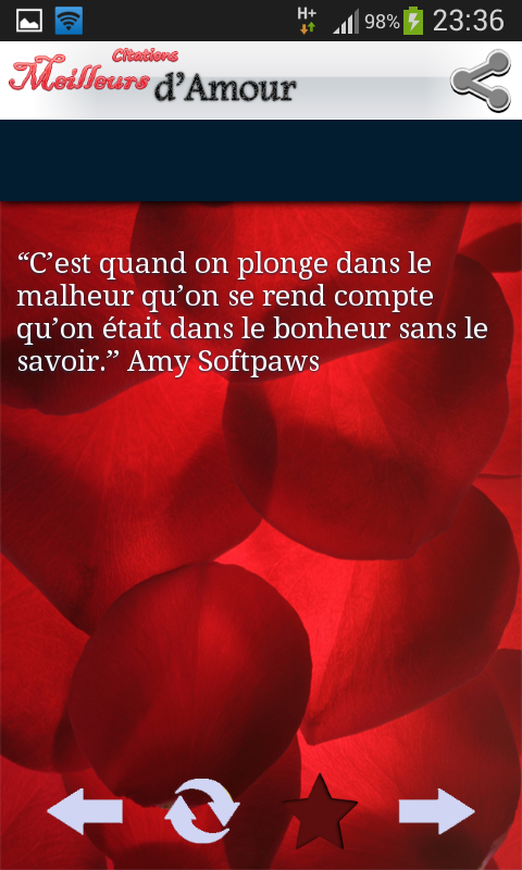Sms Message Phrases D Amour Fr Apk 1 0 Download Free Books