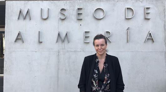 Beba Pérez comunica que no desea seguir al frente del Museo de Almería