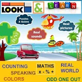 Look And Learn - Kids Learning