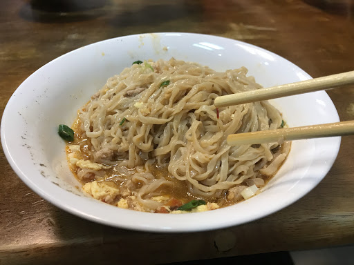可以說是我在台北吃過最好吃的意麵了!超滿意超滿足!