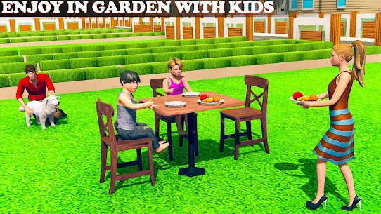 New Virtual Mom Happy Family 2020:Mother Simulator  Apk Download For Android and Iphone 2