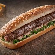 Kofta Sandwich