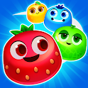 Pudding Splash: Draw Line Match Puzzle Game icon