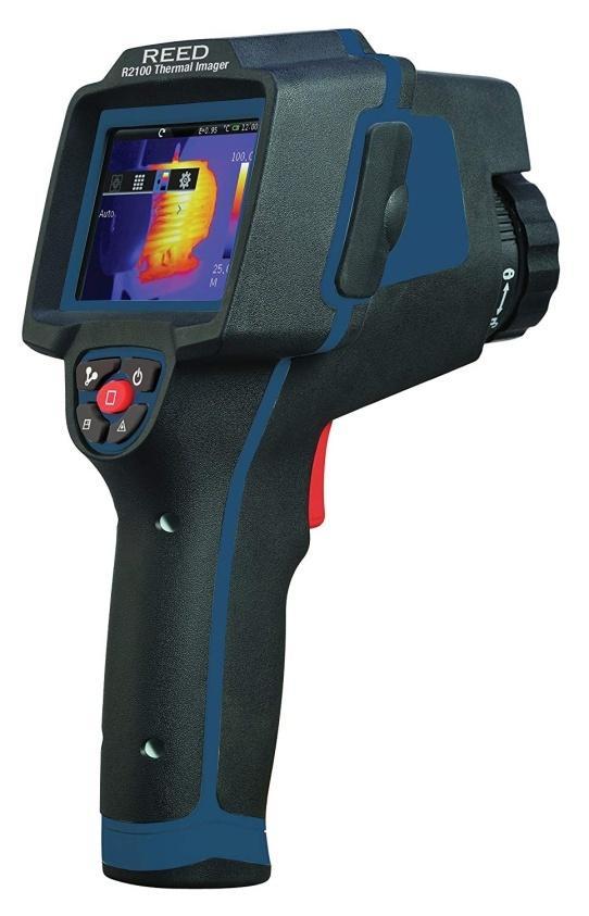 REED R2100 19200p Thermal Imaging Camera
