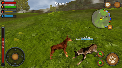 Dog Survival Simulator screenshot 15