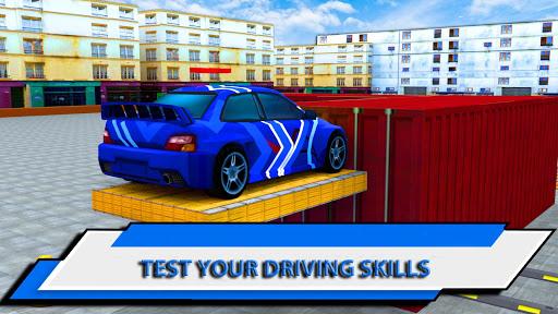 Car Parking Garage Adventure 3D: Free Games 2020 modavailable screenshots 3