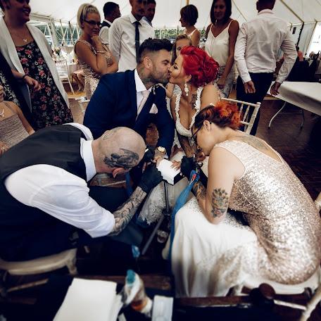 Wedding photographer Migle Markuza (markuza). Photo of 09.12.2017