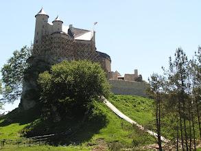 Photo: B5260036 Bobolice - ozywione ruiny zamku