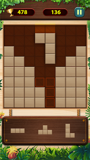 1010 Wood Block Puzzle Classic - Puzzle Game 2020 apkpoly screenshots 1