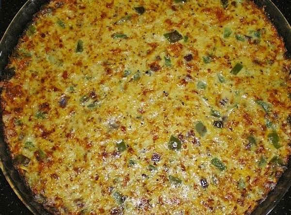 Zucchini Pie (no Crust) Recipe