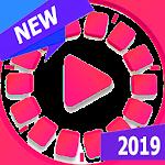 Flipagram movie maker+ Slideshow Video Maker icon
