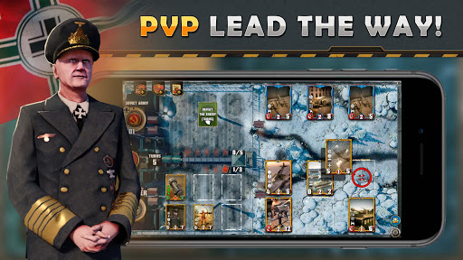 World War II: TCG - WW2 Strategy Card Game filehippodl screenshot 4
