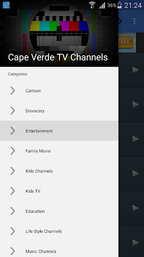 TV Cape Verde All Channels