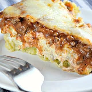 Spaghetti Pie With Ricotta Cheese Recipes.