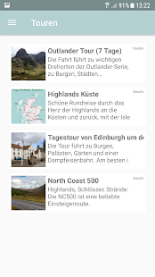 MyHighlands - Scotland app: Guide, Map & Tours - náhled