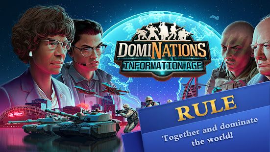 Hack Game DomiNations Asia apk free