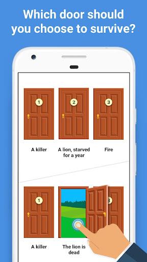 Easy Game - Brain Test & Tricky Mind Puzzle apktram screenshots 1