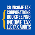 CB Bookkeeping and Tax icon