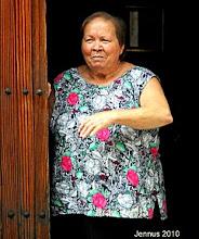 Photo: mallorquinische Frau in Artà
