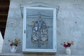 Photo: Cruz en el Tambo de la Cabezona Tour Peatonal y Museo de la Catedral Actividad 2012