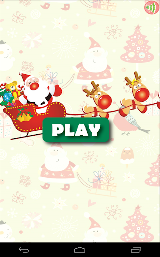 Christmas Balloon Pop Screenshot