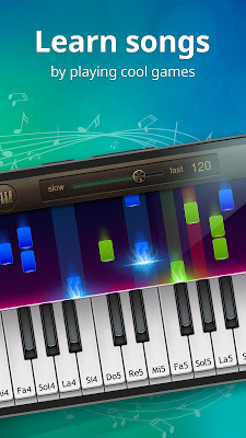 Piano Free - Keyboard with Magic Tiles Music Games - screenshot