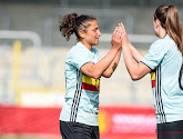Belgische tekent contractverlenging bij haar buitenlands team