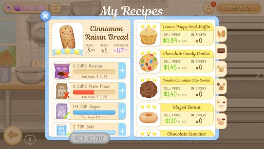 Baker Business 3 MOD (Unlimited Money/Premium) 4