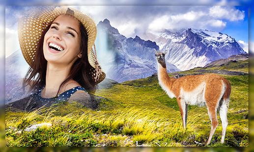 Download Wild Animal Photo Frames For PC Windows and Mac apk screenshot 2