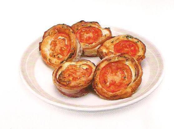 Mini Bacon And Egg Cups Recipe